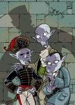3 Vampirs. Revista Camacuc. 2006-2011.