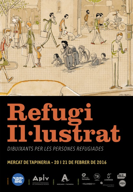 CartelRefugiados