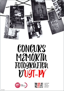 Cartel Foto UGT